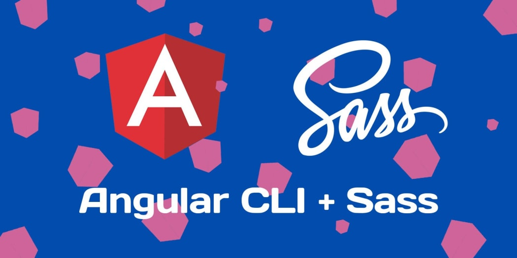 Using Sass with the Angular CLI
