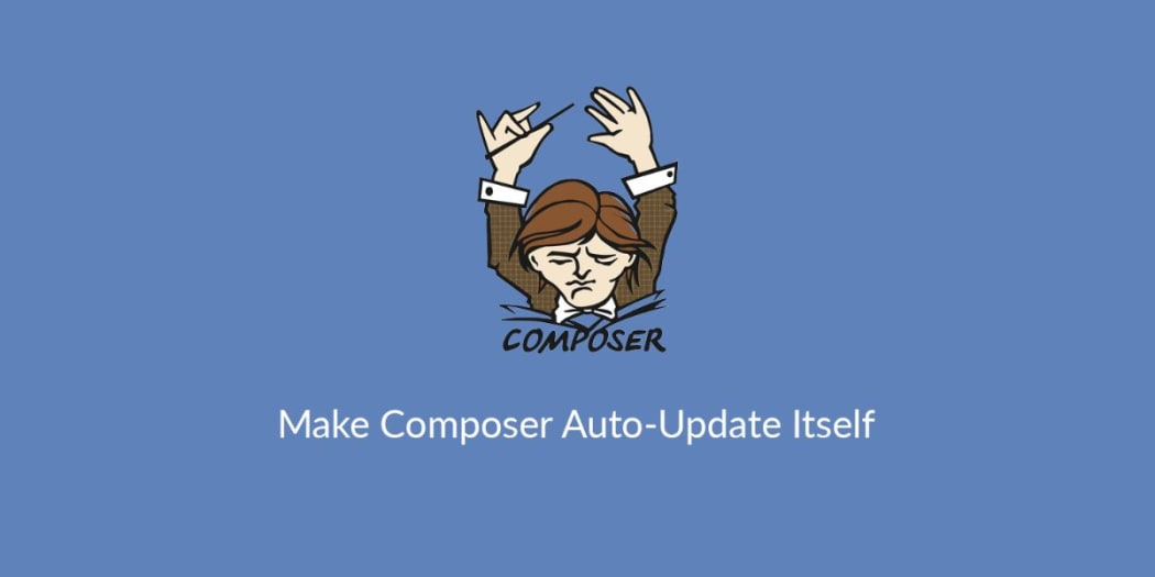 Quick Tip: Make Composer Auto-Update Itself