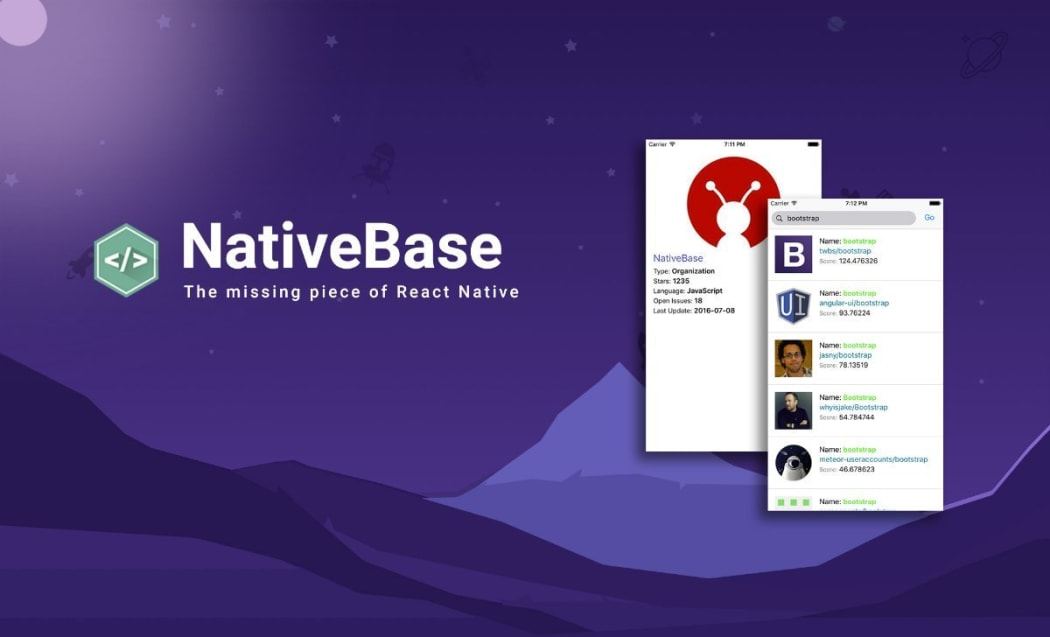 NativeBase: The Missing Piece of React Native​