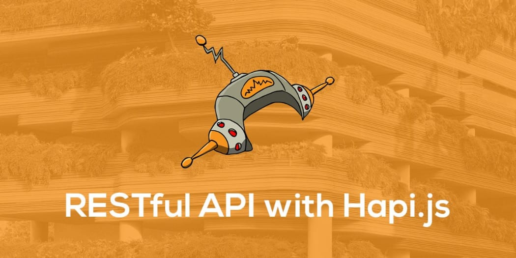 Making a RESTful API with Hapi.js