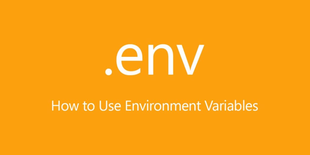 How to Use Environment Variables