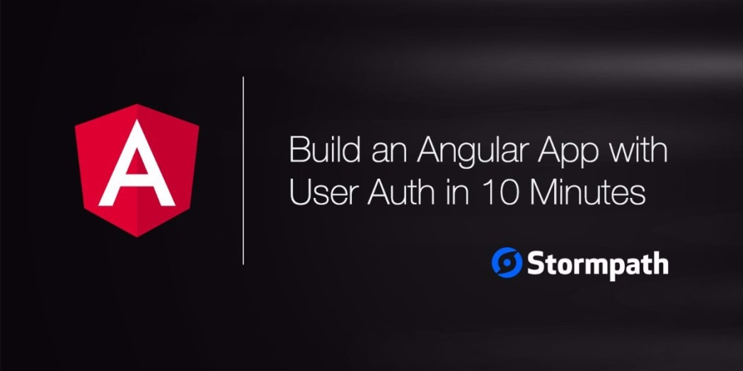​Build an Angular App with User Authentication in 10 Minutes