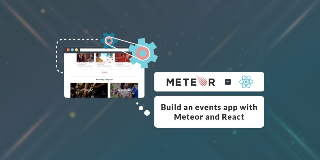 Building an Events App with Meteor and React