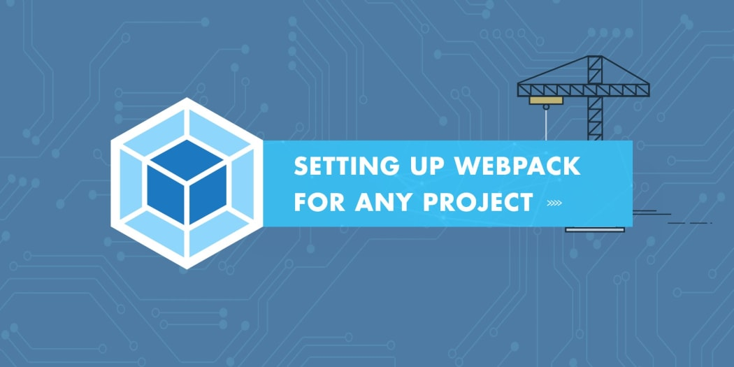 Setting up webpack for Any Project