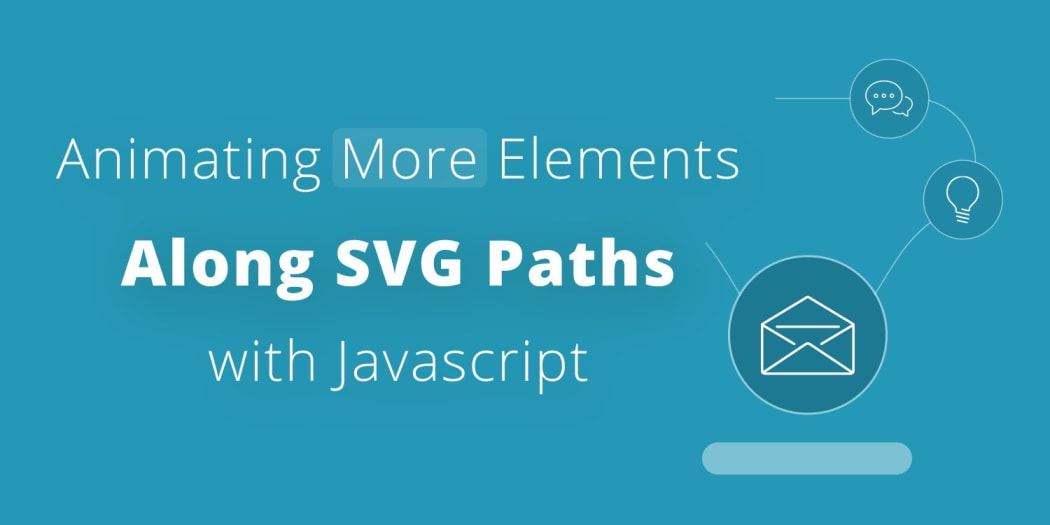 Animating More Elements Along SVG Paths with JavaScript