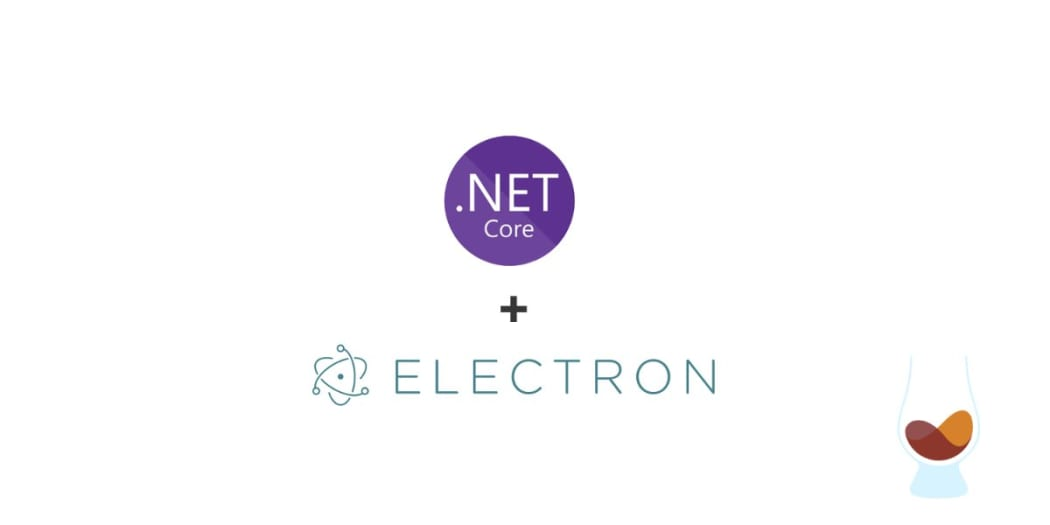 How to build a cross-platform desktop application with Electron and .Net Core
