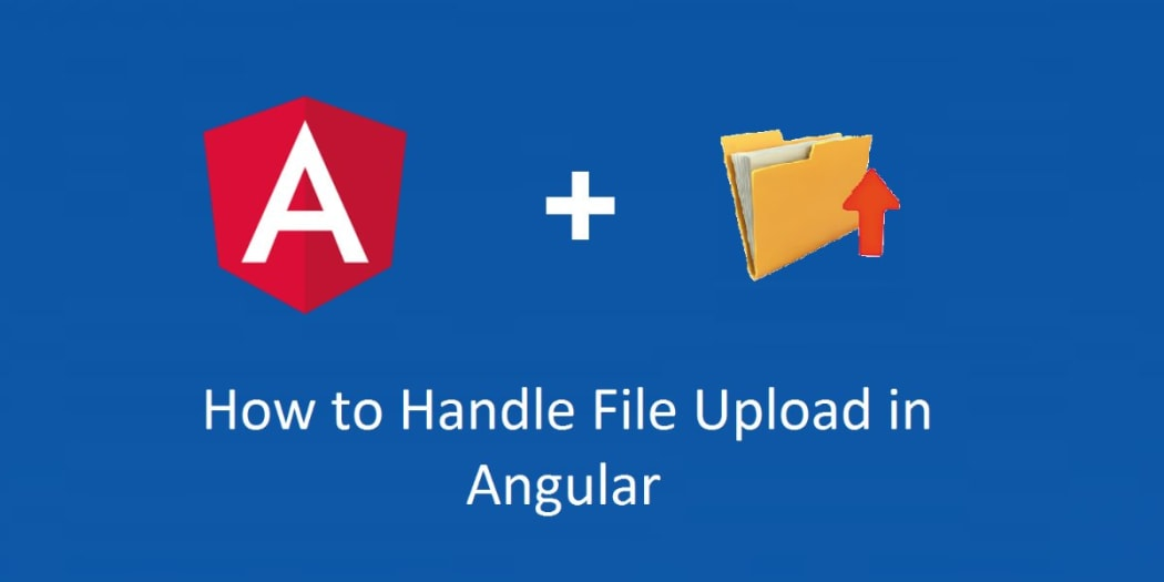 File Uploads in Angular with a Node and Hapi Backend