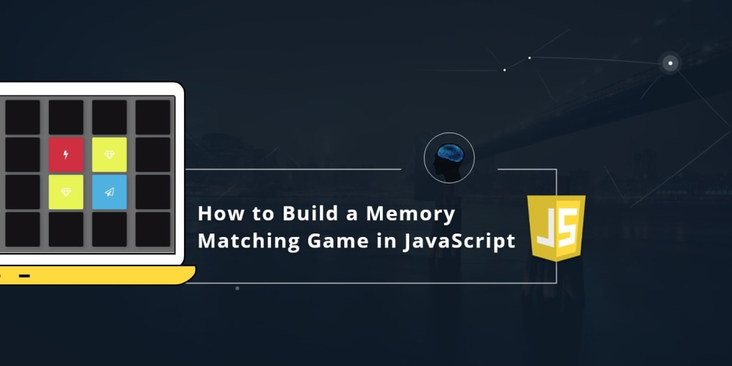How to Build a Memory Matching Game in JavaScript ― Scotch io