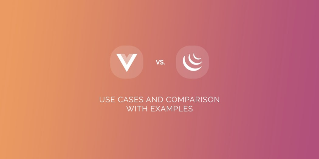 Vue js vs jQuery: Use Cases and Comparison with Examples