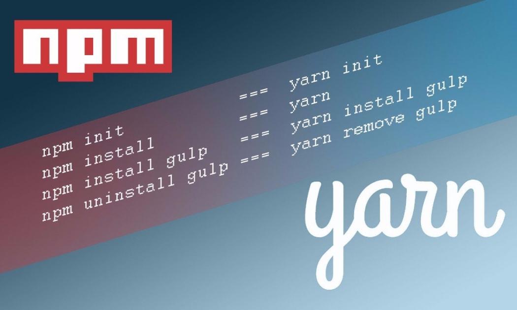 NPM VS Yarn ― Scotch io