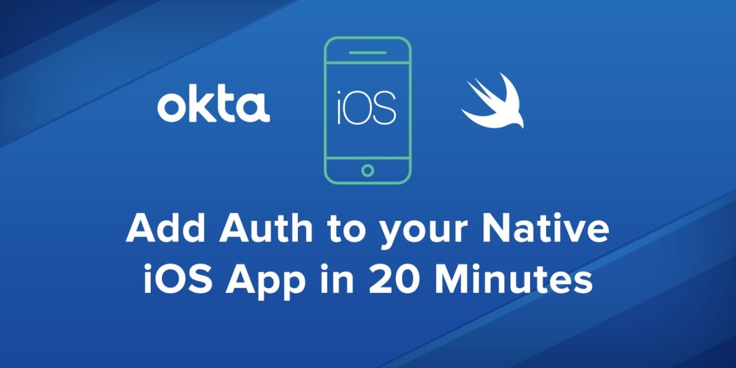 Add Auth to Your Native iOS App in 20 Minutes ― Scotch io