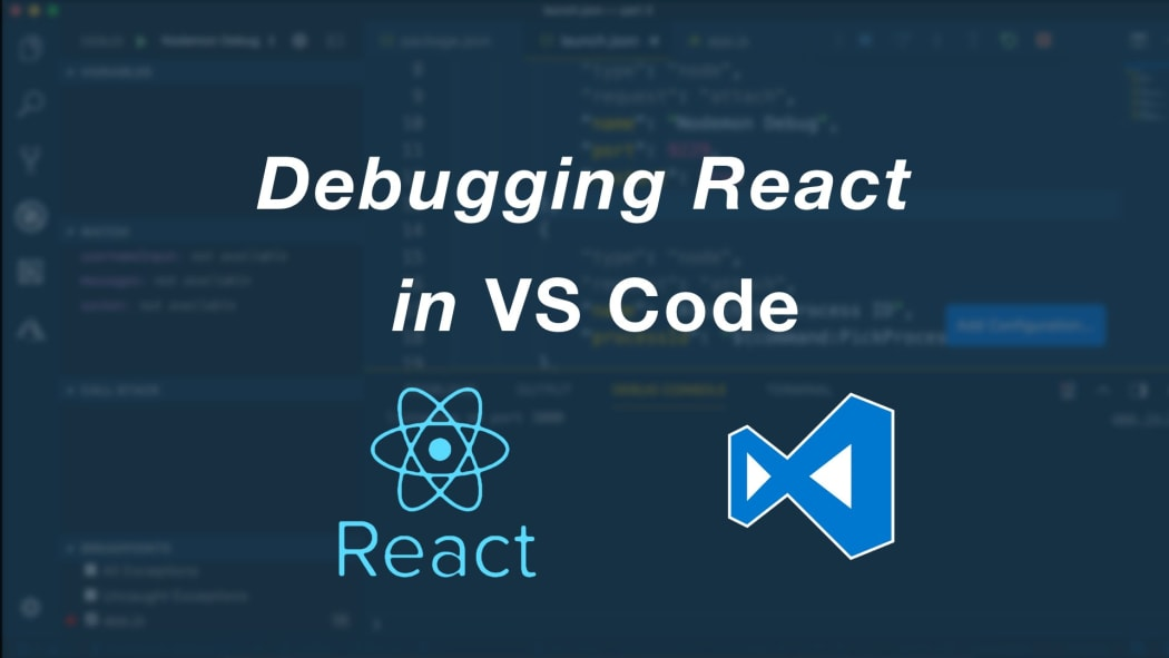 Debugging Create React App Applications in Visual Studio Code