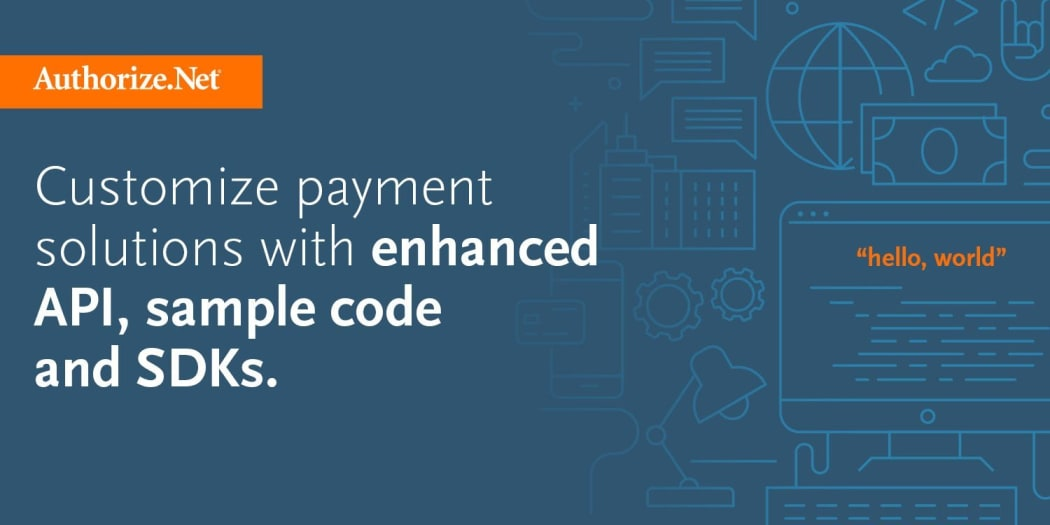 Customize Payment Solutions with Enhanced API, Sample Code and SDKs
