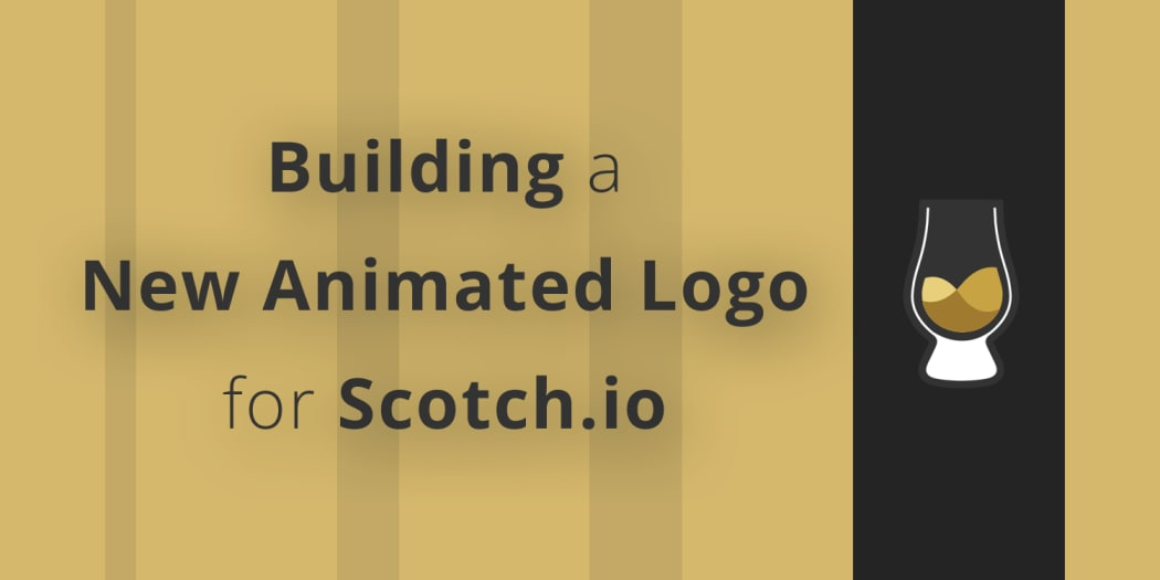 Building the New Scotch io Animated SVG Logo ― Scotch io