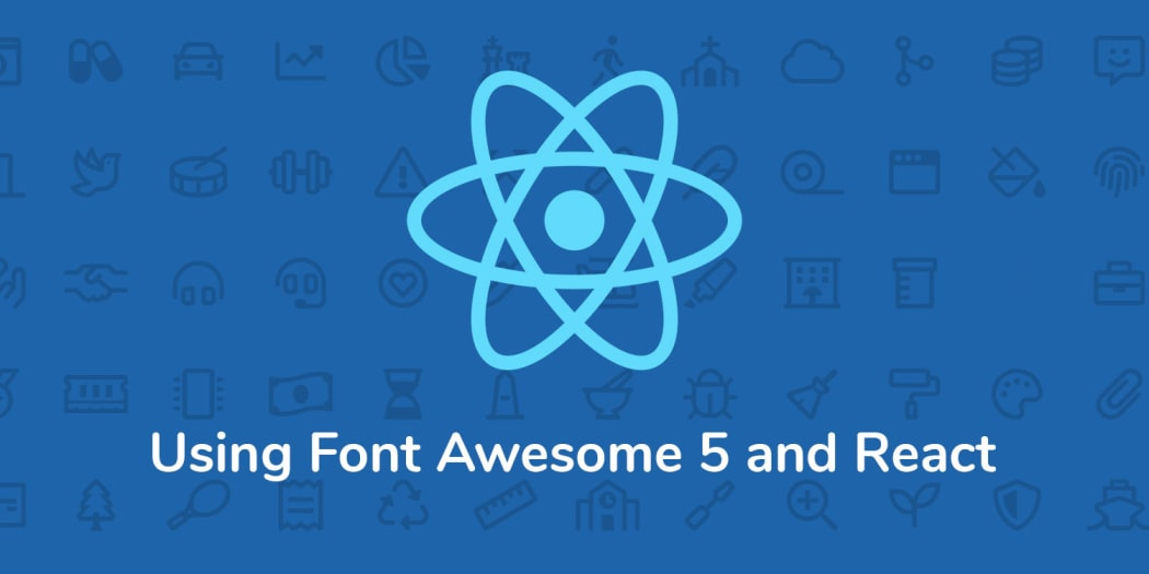 Using Font Awesome 5 with React ― Scotch io