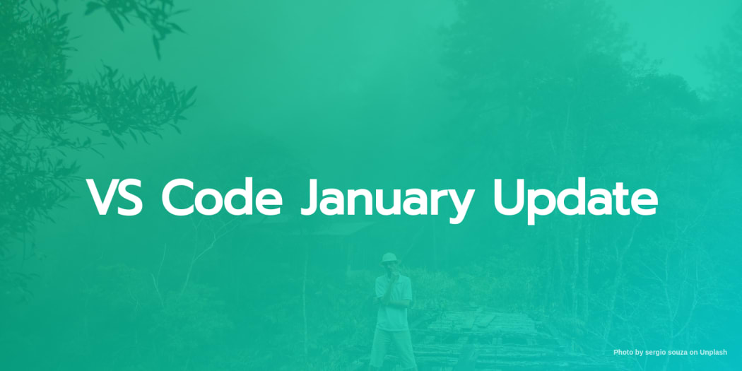 VS Code January Update! No more reloading to install extensions!