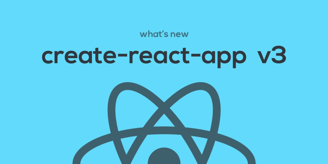 create-react-app v3, What's new?