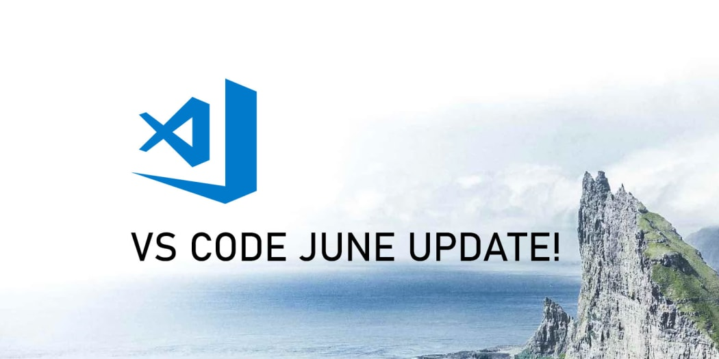 VS Code June Update: Status Bar Updates, Indent Guides, and more