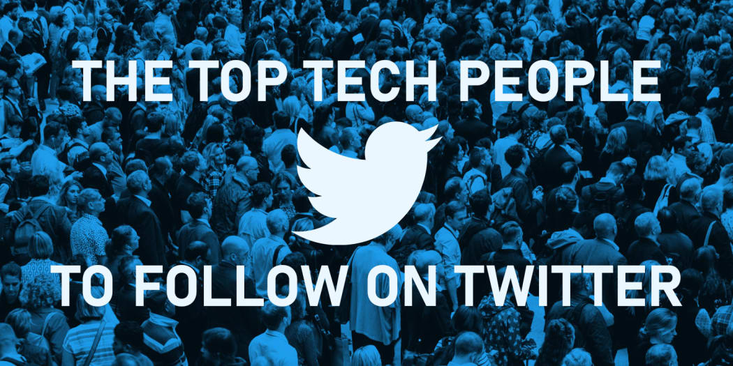 The Top Tech People to Follow on Twitter for Your Stack