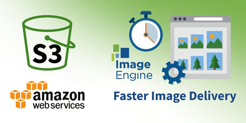 Using an Image CDN to Speed Up Image Delivery from Amazon S3
