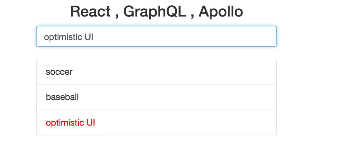 Realtime GraphQL UI Updates in React with Apollo  ― Scotch io