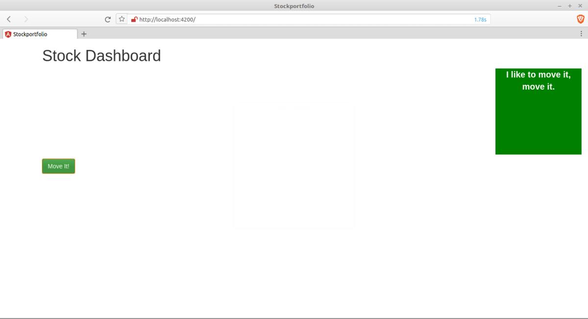 Build an Animated Angular v2+ Dashboard ― Scotch io