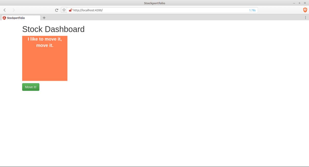 Codepen Dashboard