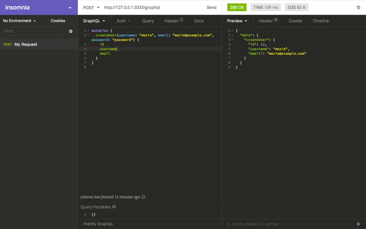 Build a GraphQL Server With Apollo Server and AdonisJS ― Scotch io