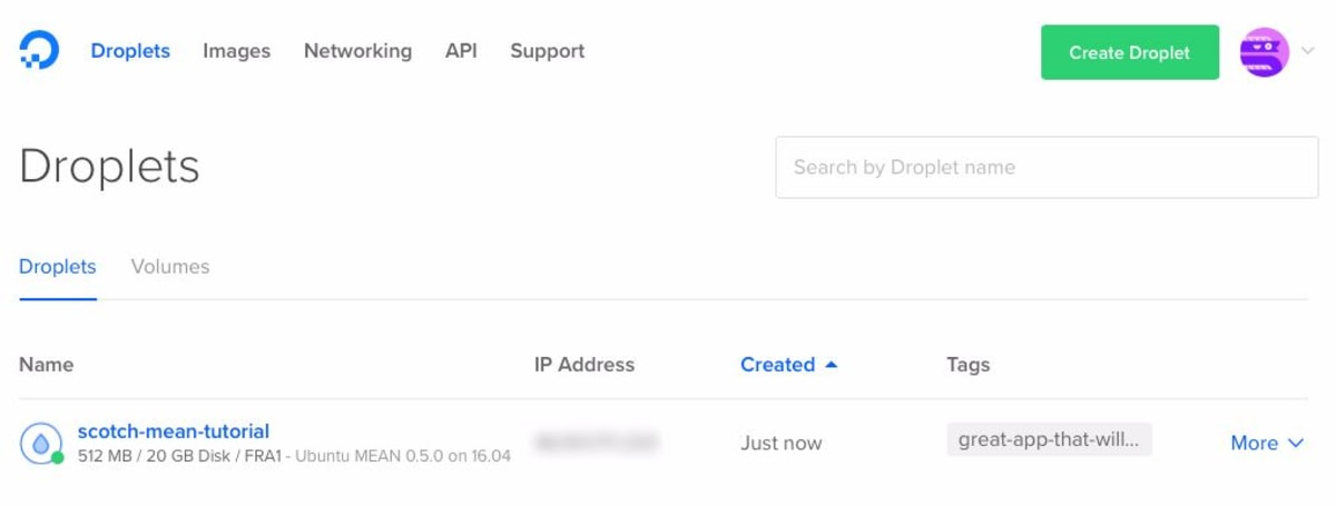 How to Host a MEAN Stack App on Digital Ocean ― Scotch io
