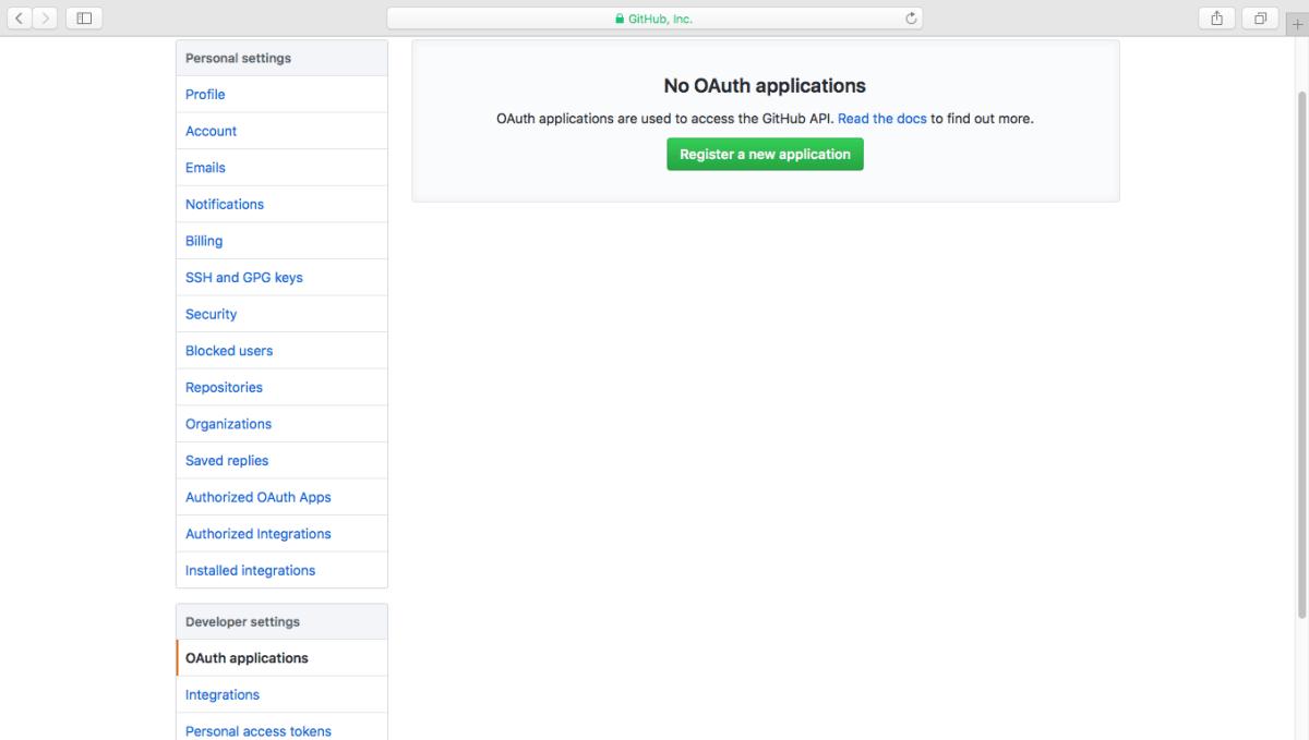 Integrating Social Login in a Ruby on Rails Application ― Scotch io