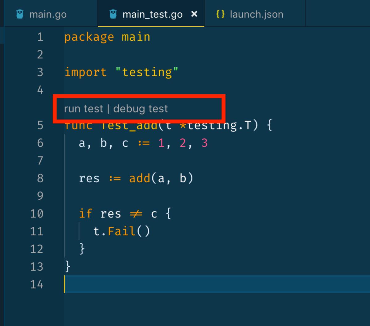 Debugging Go Code with Visual Studio Code ― Scotch io