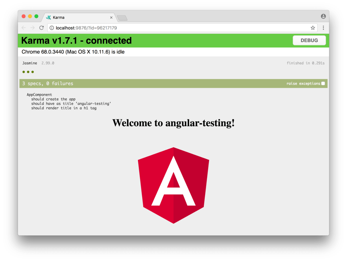 Testing Angular with Jasmine and Karma (Part 1) ― Scotch io