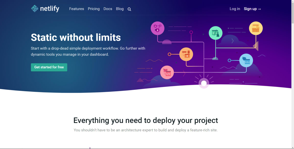 Get Started with Netlify: The Simplest Way to Deploy Your JavaScript