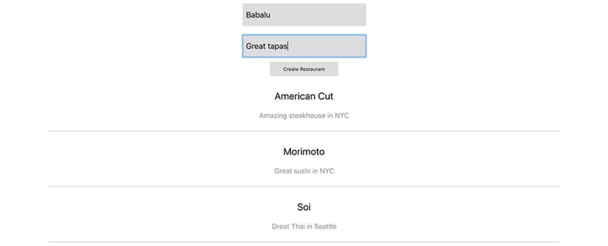 GraphQL API with AWS and Use with React ― Scotch io