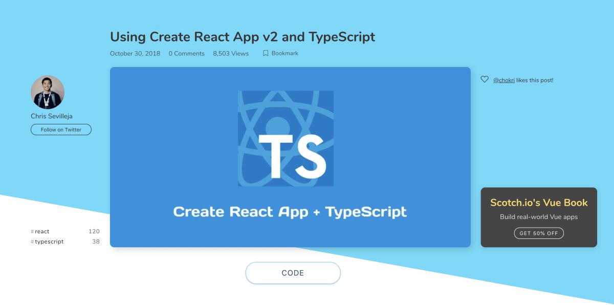 Working with TypeScript in Visual Studio Code ― Scotch io