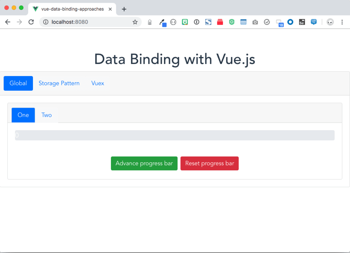 Use Vue js Data Binding Options for Reactive Applications ― Scotch io