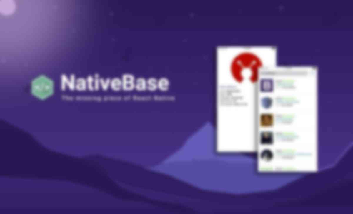 NativeBase: The Missing Piece of React Native