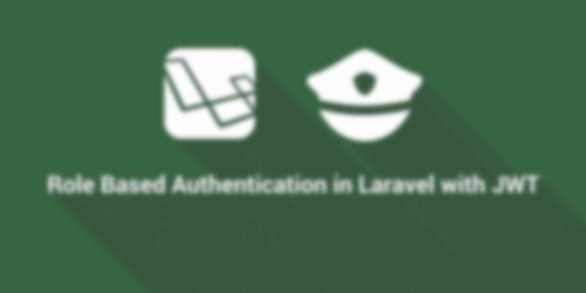 Role Based Authentication in Laravel with JWT