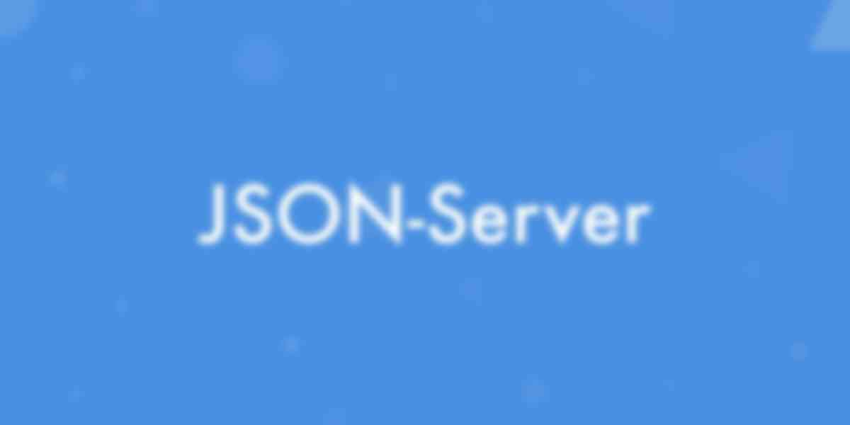 JSON-Server as a Fake REST API in Frontend Development