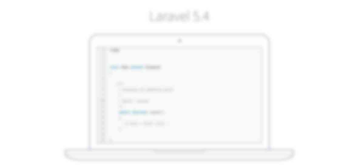 What's New in Laravel 5.4?