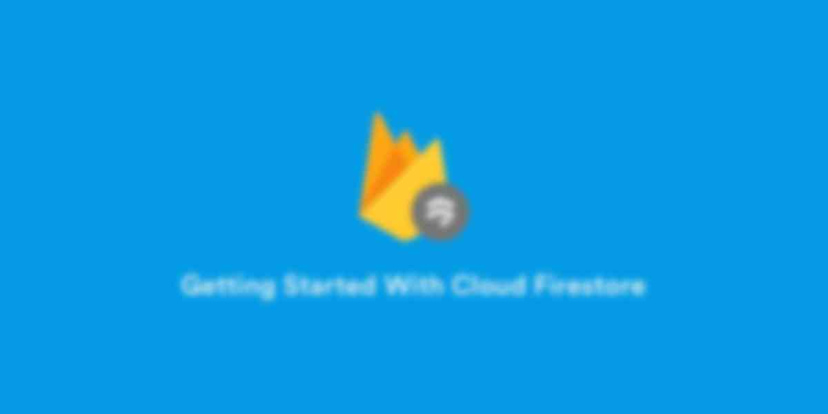Getting Started with Firebase Cloud Firestore: Build a Vue Contact App
