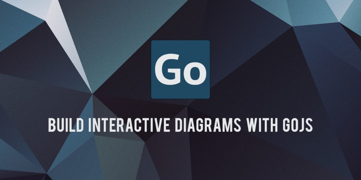 Build Interactive Diagrams With Gojs C How To Draw Diagram Control Stack Overflow