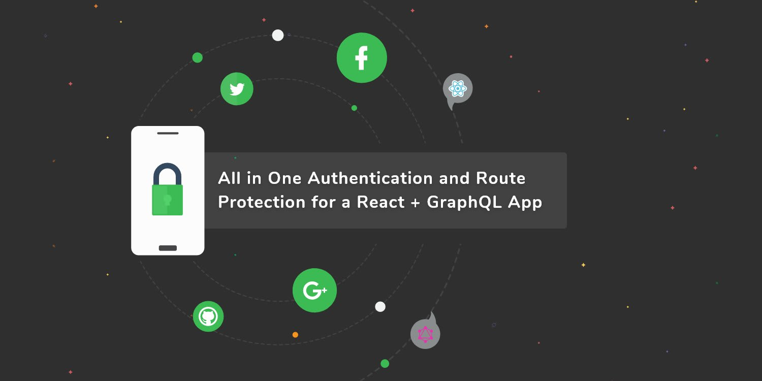All in One Authentication and Route Protection for a React +