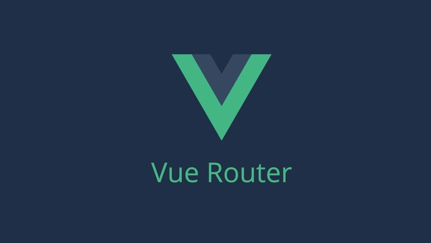 Definition of Vue router