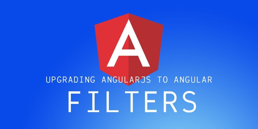 Upgrade AngularJS Sorting Filters to Angular