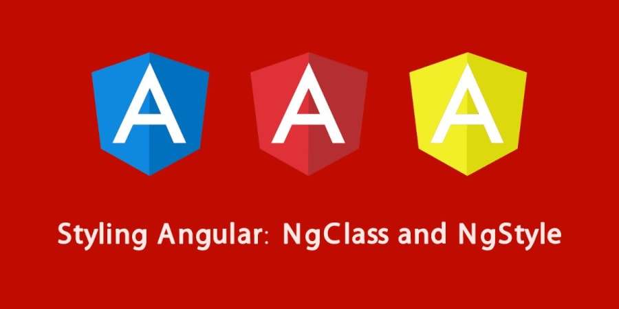 Angular 2+ Classes with NgClass and NgStyle