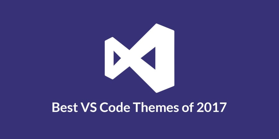 Best VS Code Themes of 2017