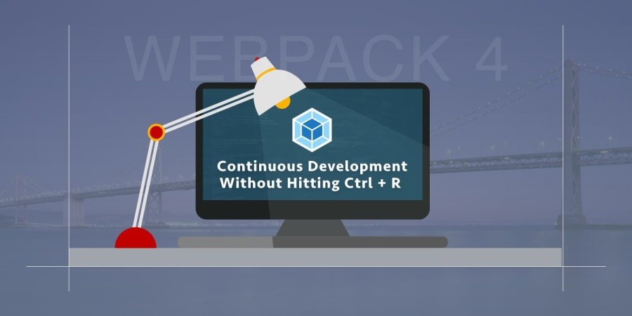 Continuous Development Without Hitting Ctrl + R with webpack 4