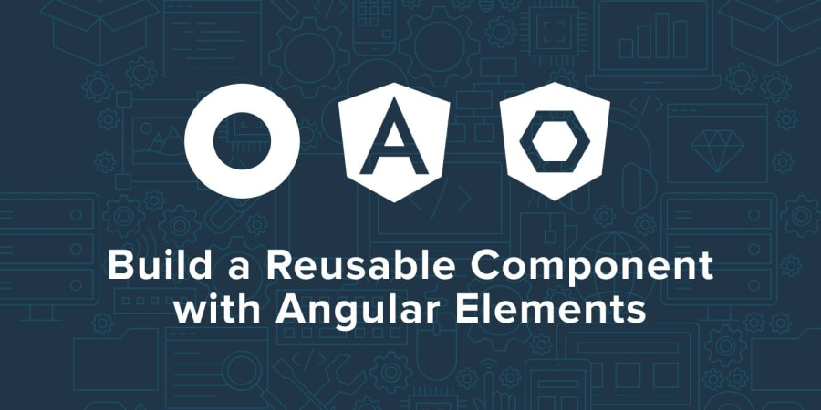 Build a Reusable Component with Angular Elements