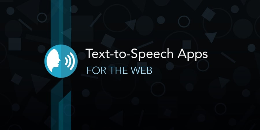Building Text-to-Speech Apps for the Web